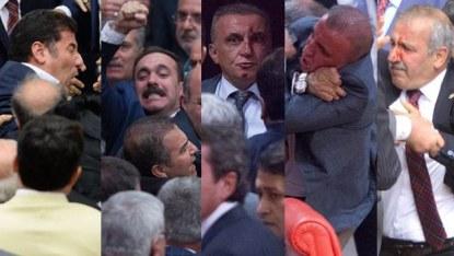 Türkiye Büyük Millet Meclisi, 4 Ağustos 2014 (Hürriyet Gazetesi)